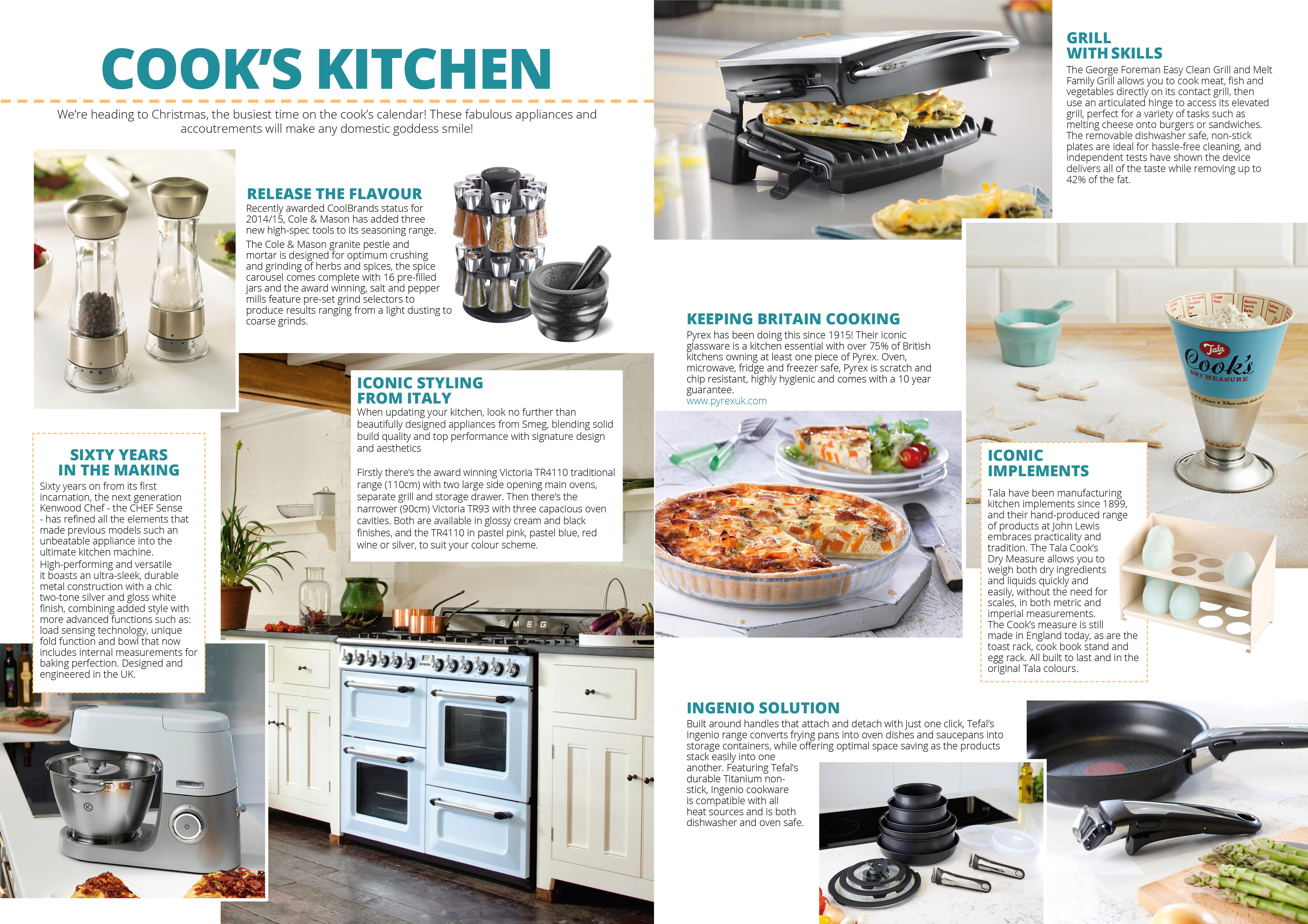 best of cooks kitchen appliances taste